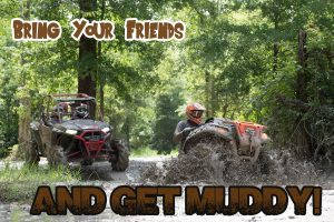 Friends Muddy